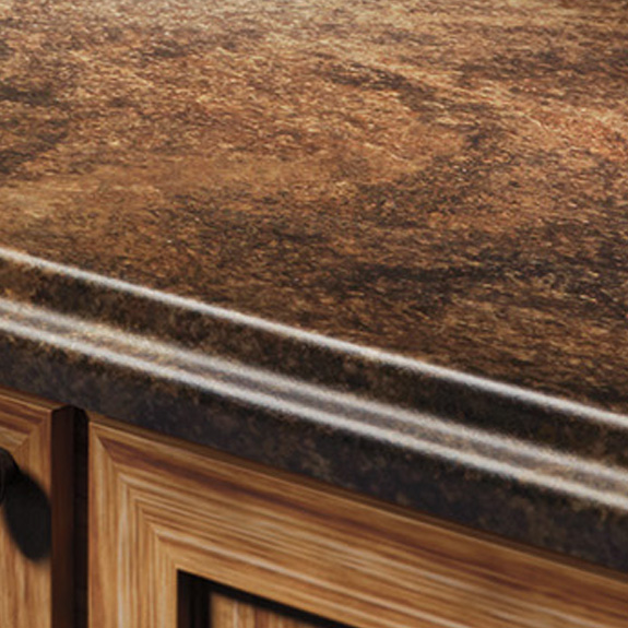 Countertop Drip Edge : Edge Choices Phoenix Tops Inc. Available Laminate Edges