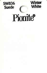 Winter White Pionite Sample