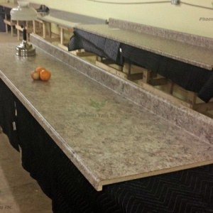 Countertop Drip Edge : ... Nouvelle (4948k-22) ? 10ft. 1/8 in. Radius Edge Kitchen Countertop
